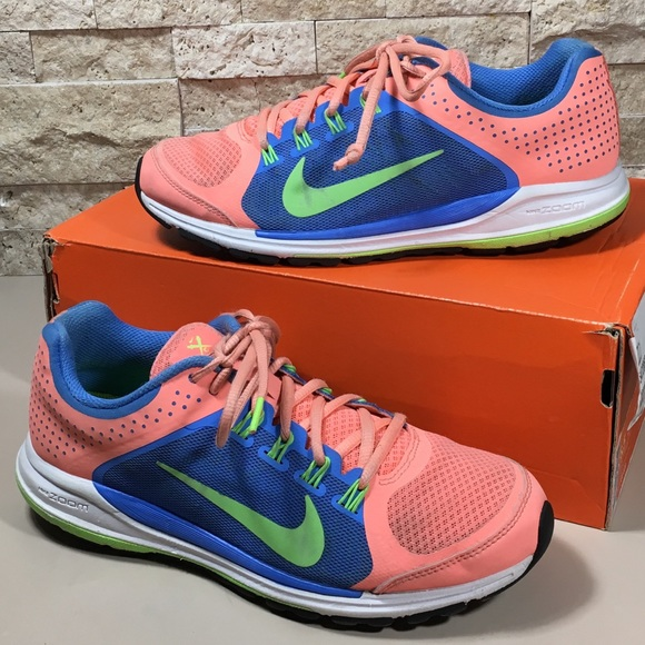 new styles 6a6c5 d7115 Nike Women's Running Shoes Size 8.5 Air Zoom Elite